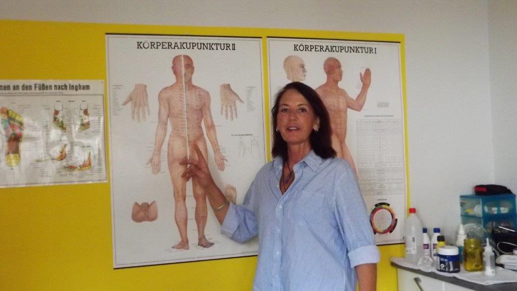 Meike Janzer - ambulante Pflege - Krankenschwester